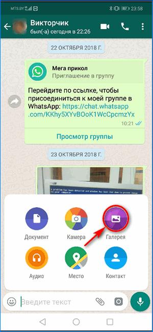 Как отправить видео в whatsapp: с телефона и компьютера
