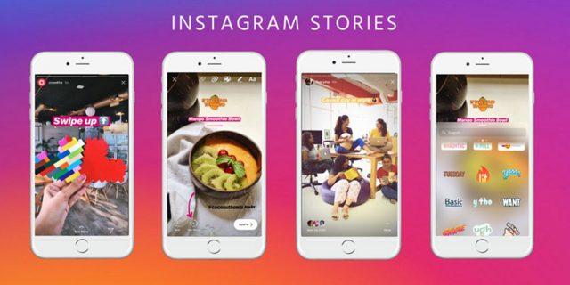 Как добавить фото в историю Инстаграма из галереи