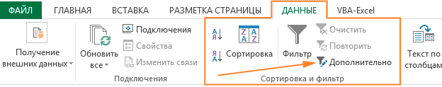 Как сделать фильтр и сортировку данных в google Таблицах