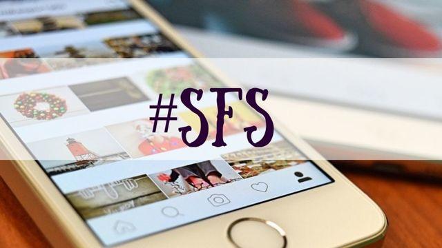 sfs в Инстаграме: что это такое, как провести и участвовать