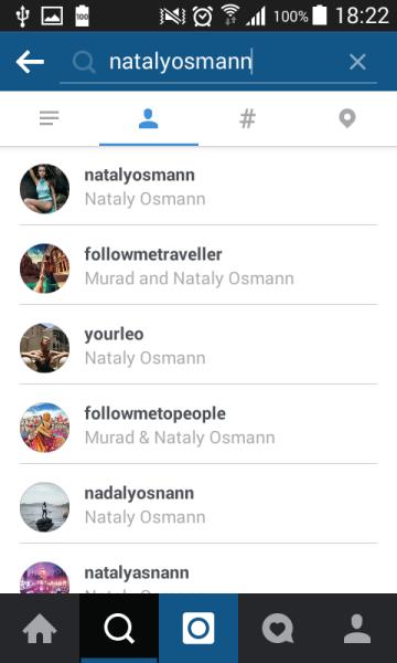 Поиск в Инстаграм по имени, по хештегу, по геотегам