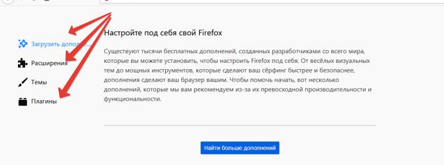 Как сделать страницу стартовой в mozilla firefox