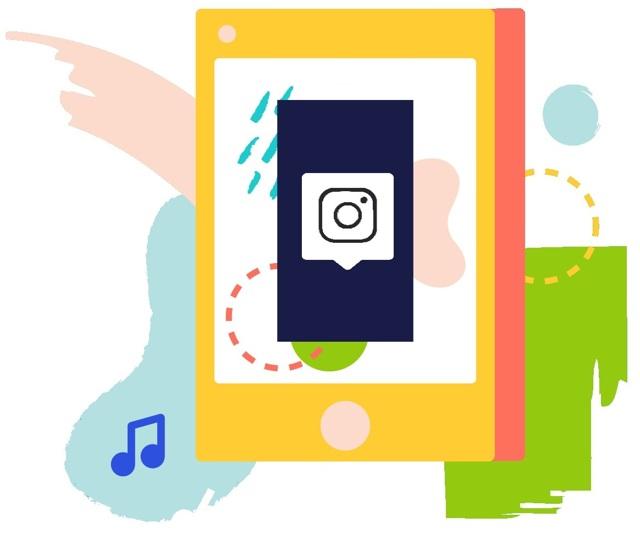 Как сделать рамку в Инстаграме